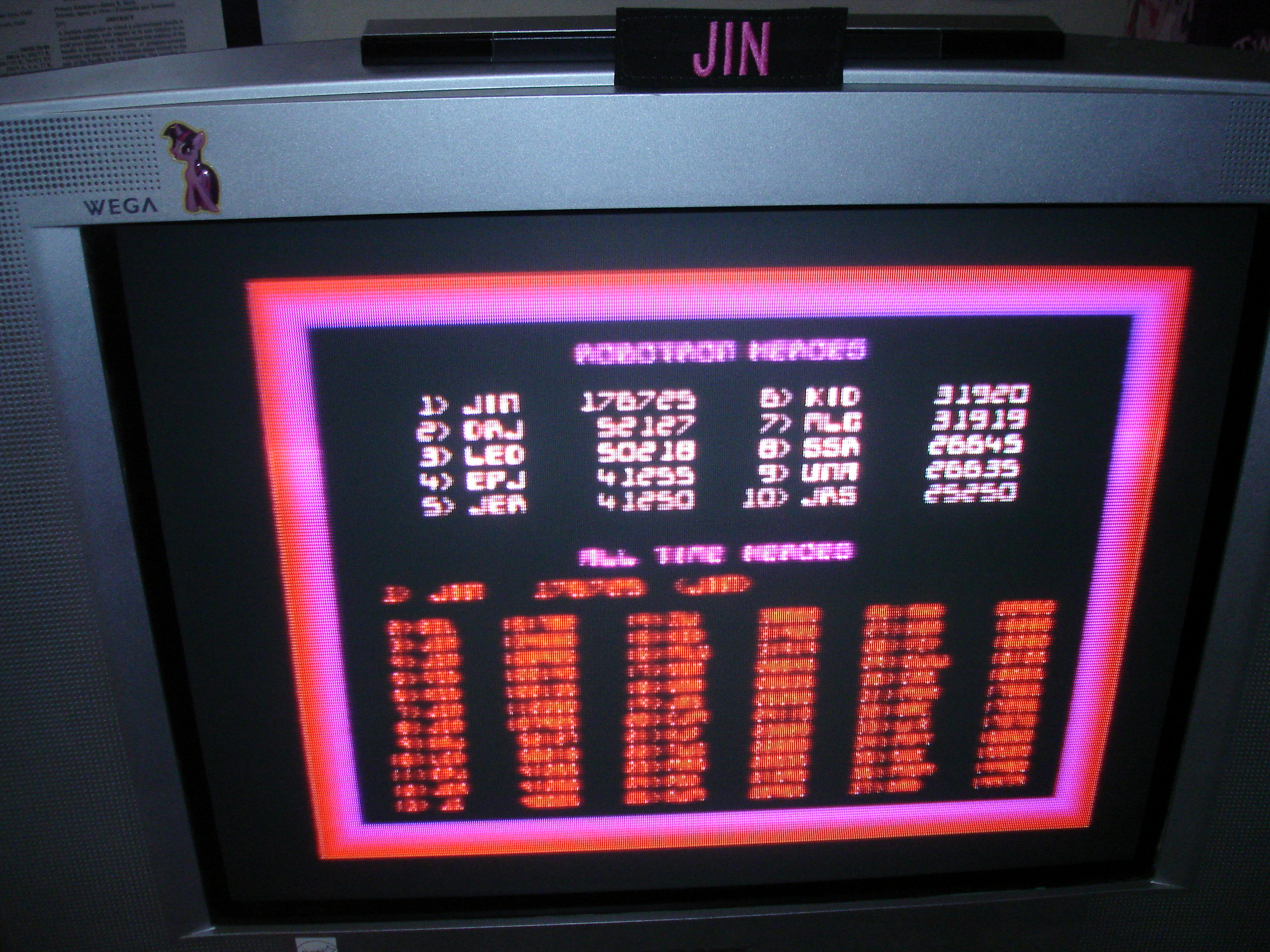Midway Arcade Treasures: Robotron 2084 176,725 points