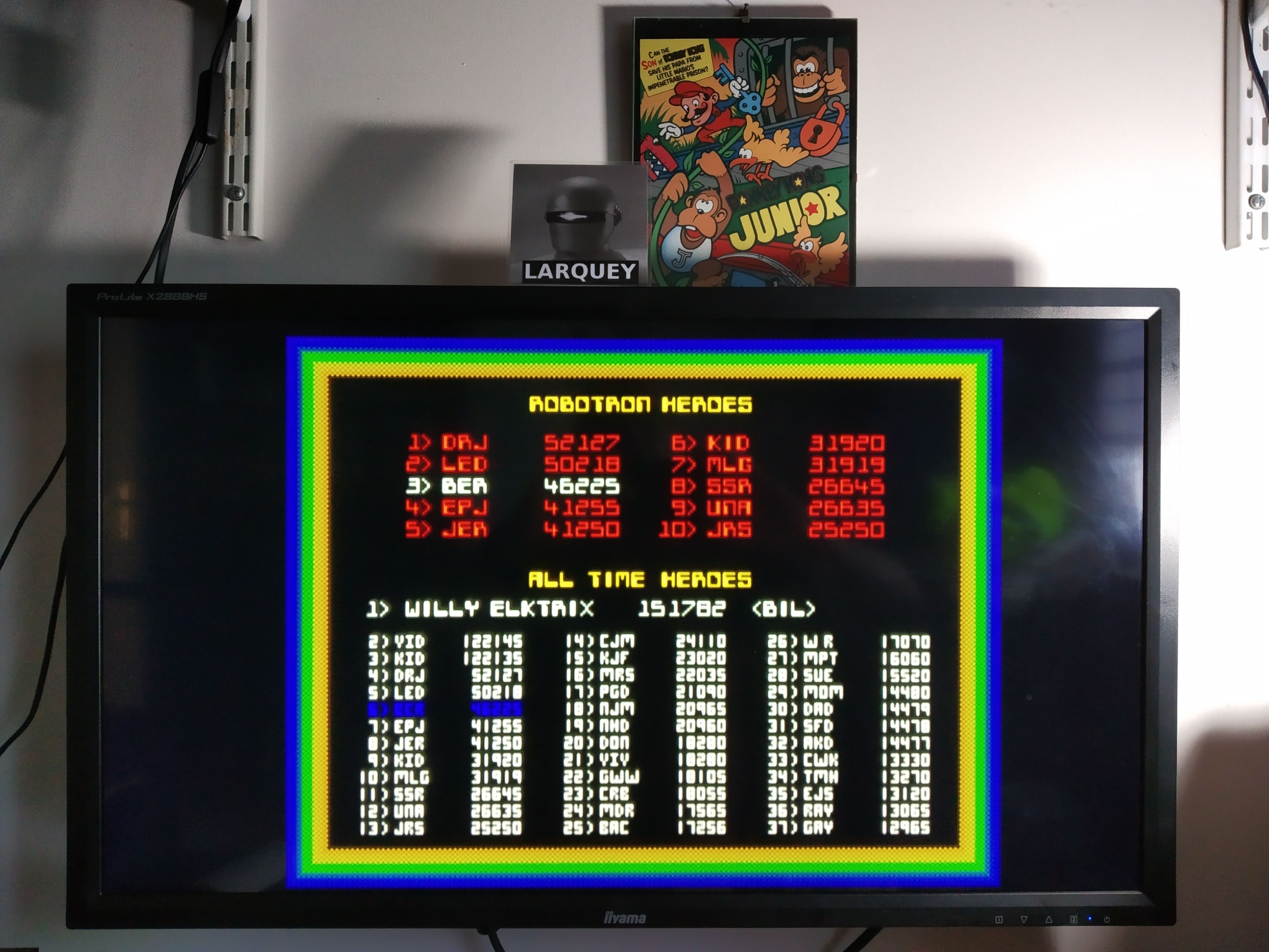 Larquey: Midway Arcade Treasures: Robotron 2084 (Playstation 2 Emulated) 46,225 points on 2020-08-02 07:06:23