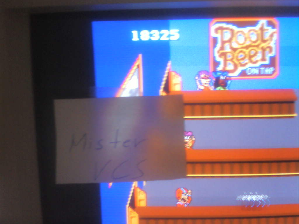 MisterVCS: Midway Arcade Treasures: Root Beer Tapper (PC) 18,325 points on 2016-05-16 12:08:37