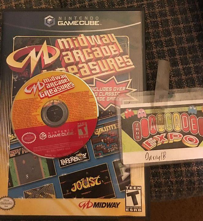 DarrylB: Midway Arcade Treasures: Satan