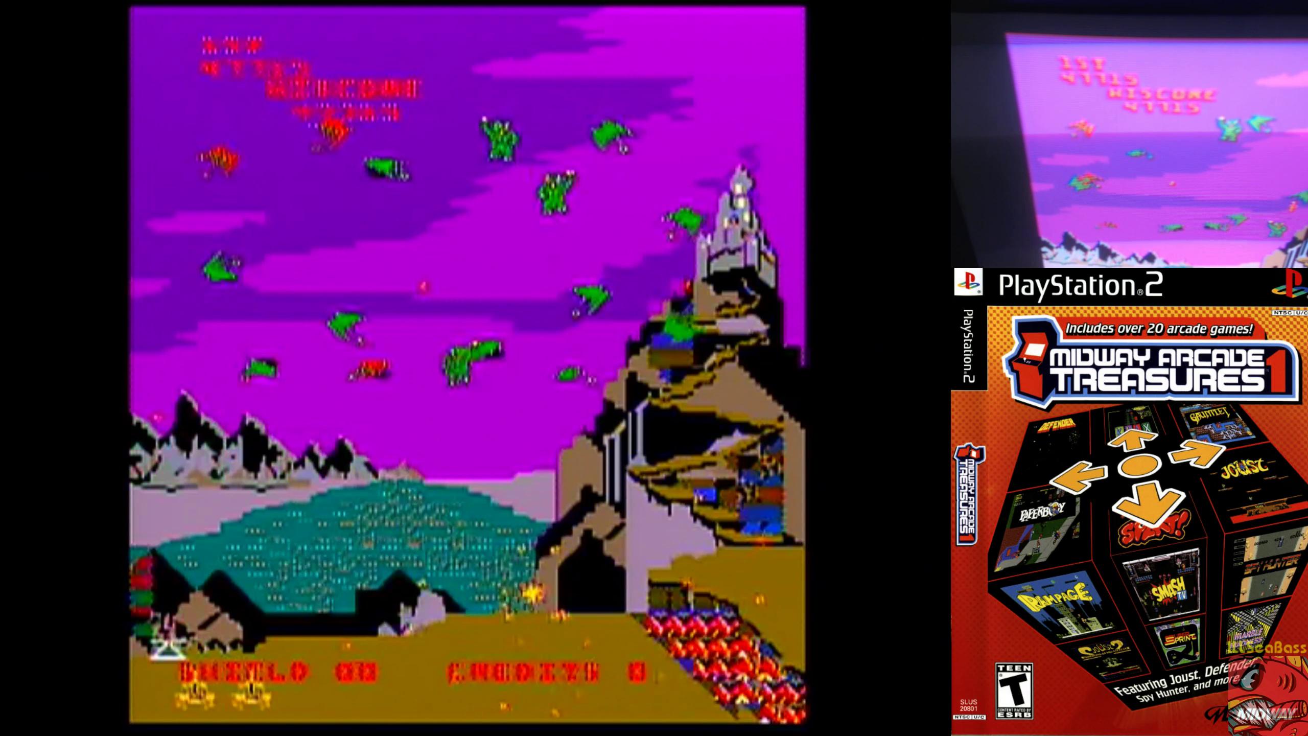 ILLSeaBass: Midway Arcade Treasures: Satan
