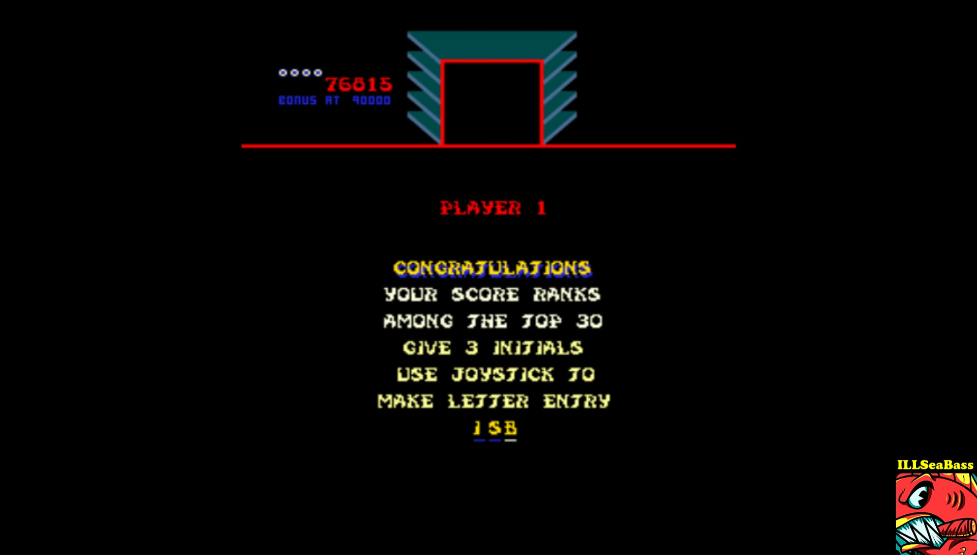 ILLSeaBass: Midway Arcade Treasures: Sinistar (GameCube Emulated) 76,815 points on 2017-05-22 20:08:01