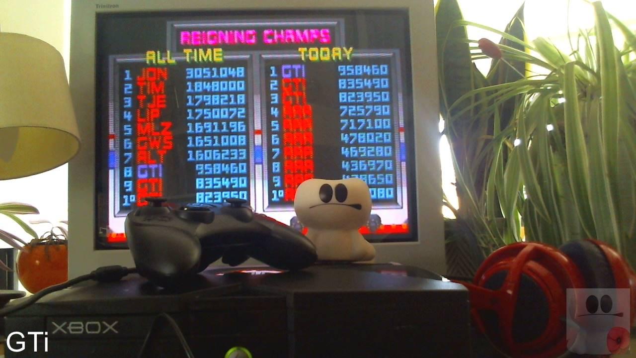 GTibel: Midway Arcade Treasures: Smash TV (Xbox) 958,460 points on 2020-09-21 07:43:48