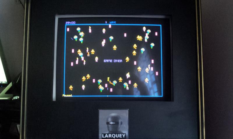 Larquey: Midway Arcade