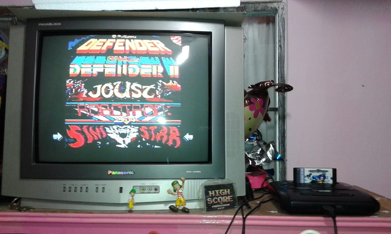 omargeddon: Midway Arcade