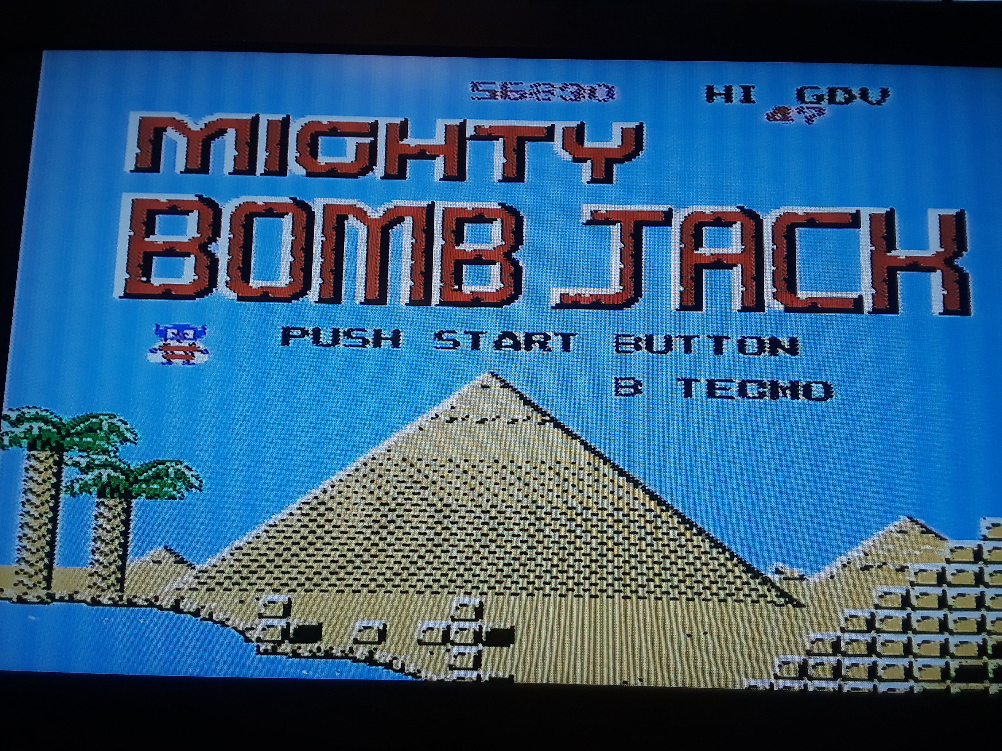 JML101582: Mighty Bomb Jack (NES/Famicom Emulated) 56,830 points on 2018-04-02 21:18:21