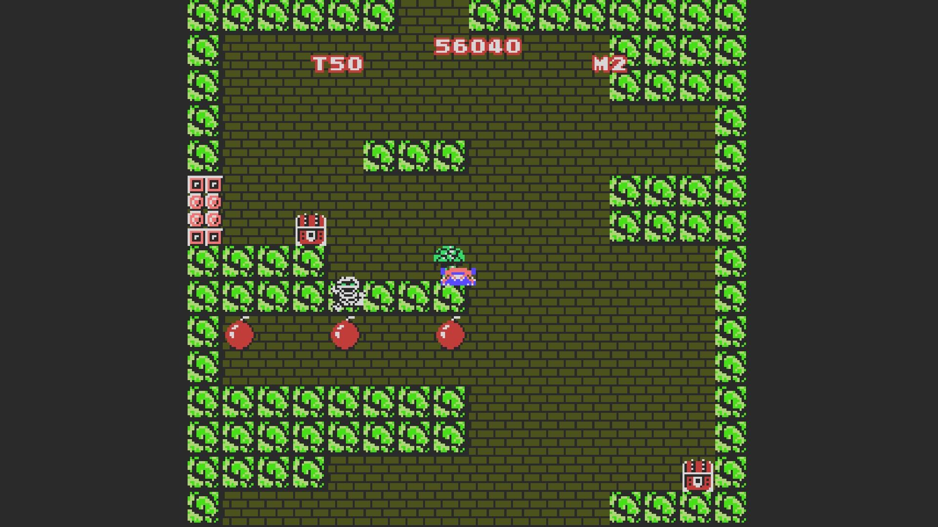 AkinNahtanoj: Mighty Bomb Jack (NES/Famicom Emulated) 56,040 points on 2020-08-25 06:58:50