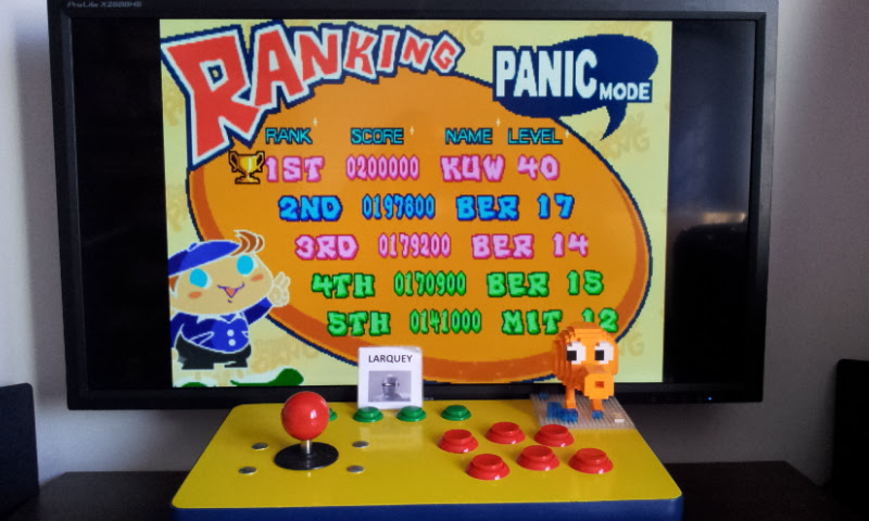 Mighty! Pang [Panic Mode] [mpang] 197,800 points