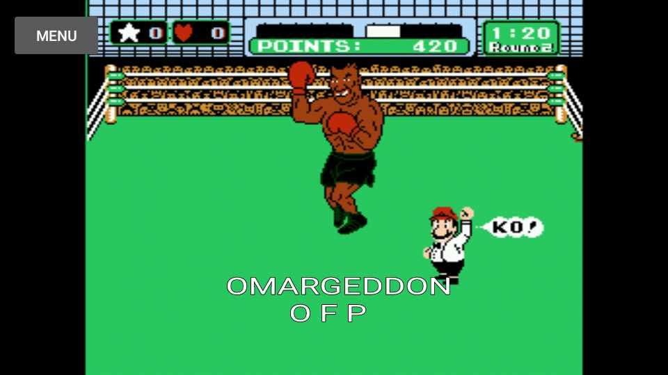 omargeddon: Mike Tyson