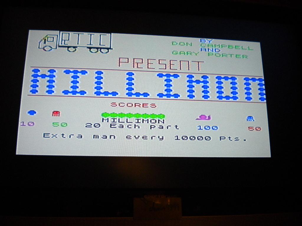 Millimon 5,710 points