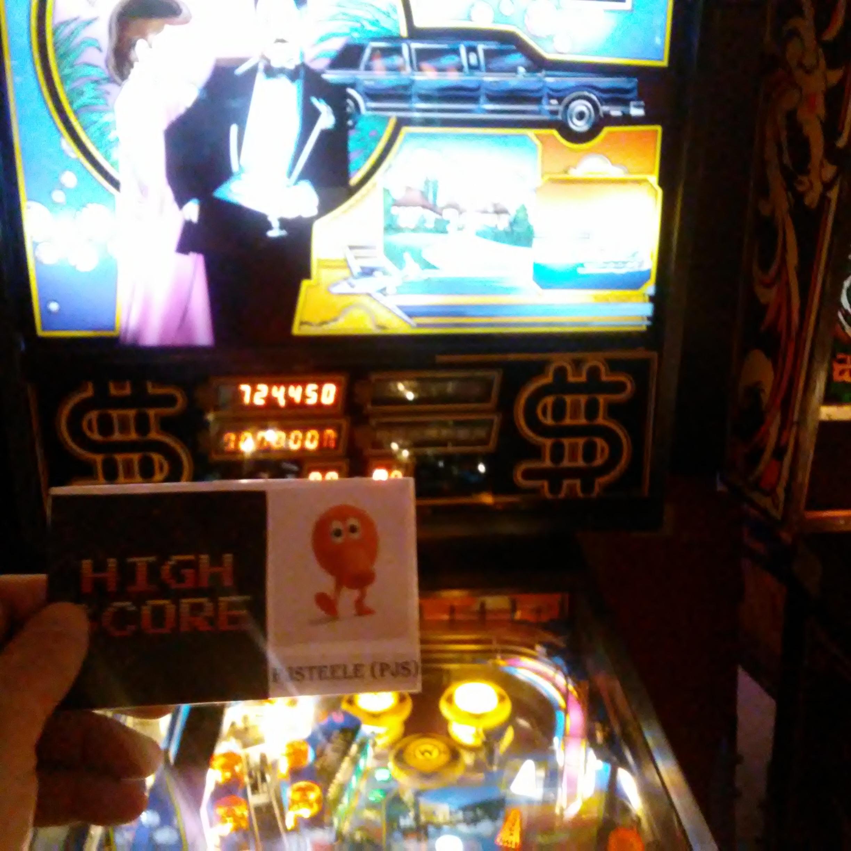 Pjsteele: Millionaire (Pinball: 3 Balls) 724,450 points on 2017-12-31 17:57:50