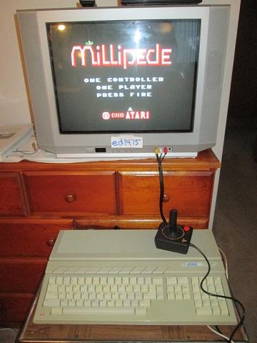 ed1475: Millipede (Atari ST) 164,545 points on 2017-11-22 14:34:00