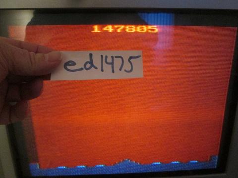 ed1475: Missile Command (Atari 2600 Novice/B) 147,805 points on 2019-12-22 23:37:53