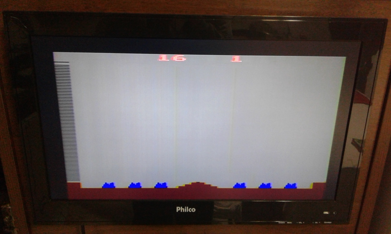oyamafamily: Missile Command: Game 16 (Atari 2600 Expert/A) 28,770 points on 2016-07-28 17:13:16