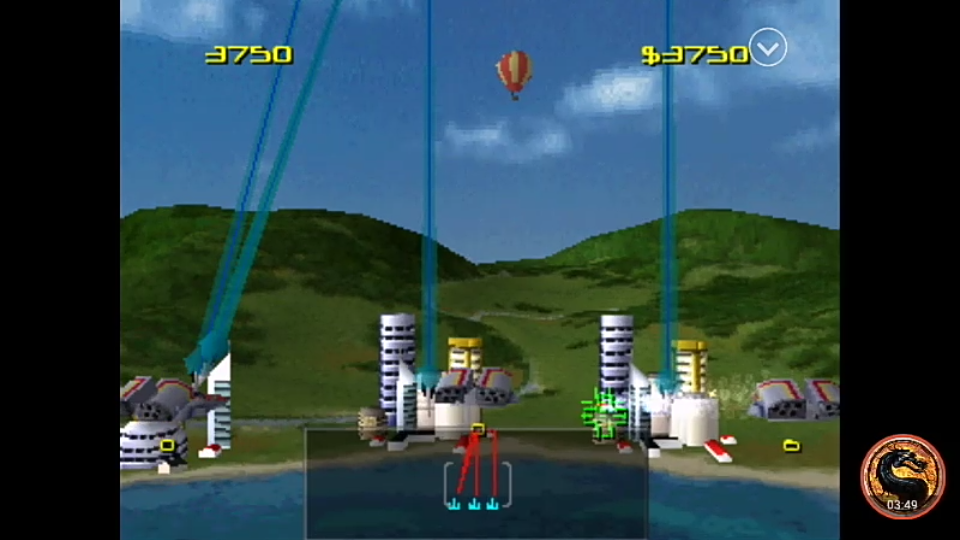 Missile Command: Ultimate 3,750 points