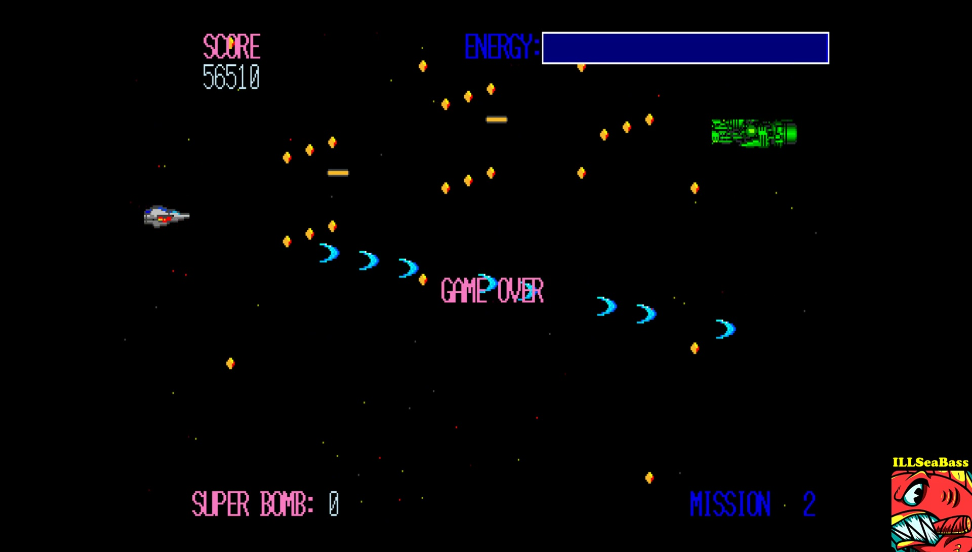 ILLSeaBass: Mission For Adult [Mission 1 Start] (Sharp X68000 Emulated) 56,510 points on 2017-03-14 21:03:02