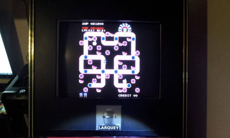 Larquey: Mogu Chan [moguchan] (Arcade Emulated / M.A.M.E.) 21,200 points on 2018-03-04 13:04:44