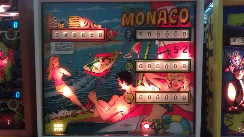ichigokurosaki1991: Monaco (Pinball: 5 Balls) 343,650 points on 2016-05-06 02:23:16