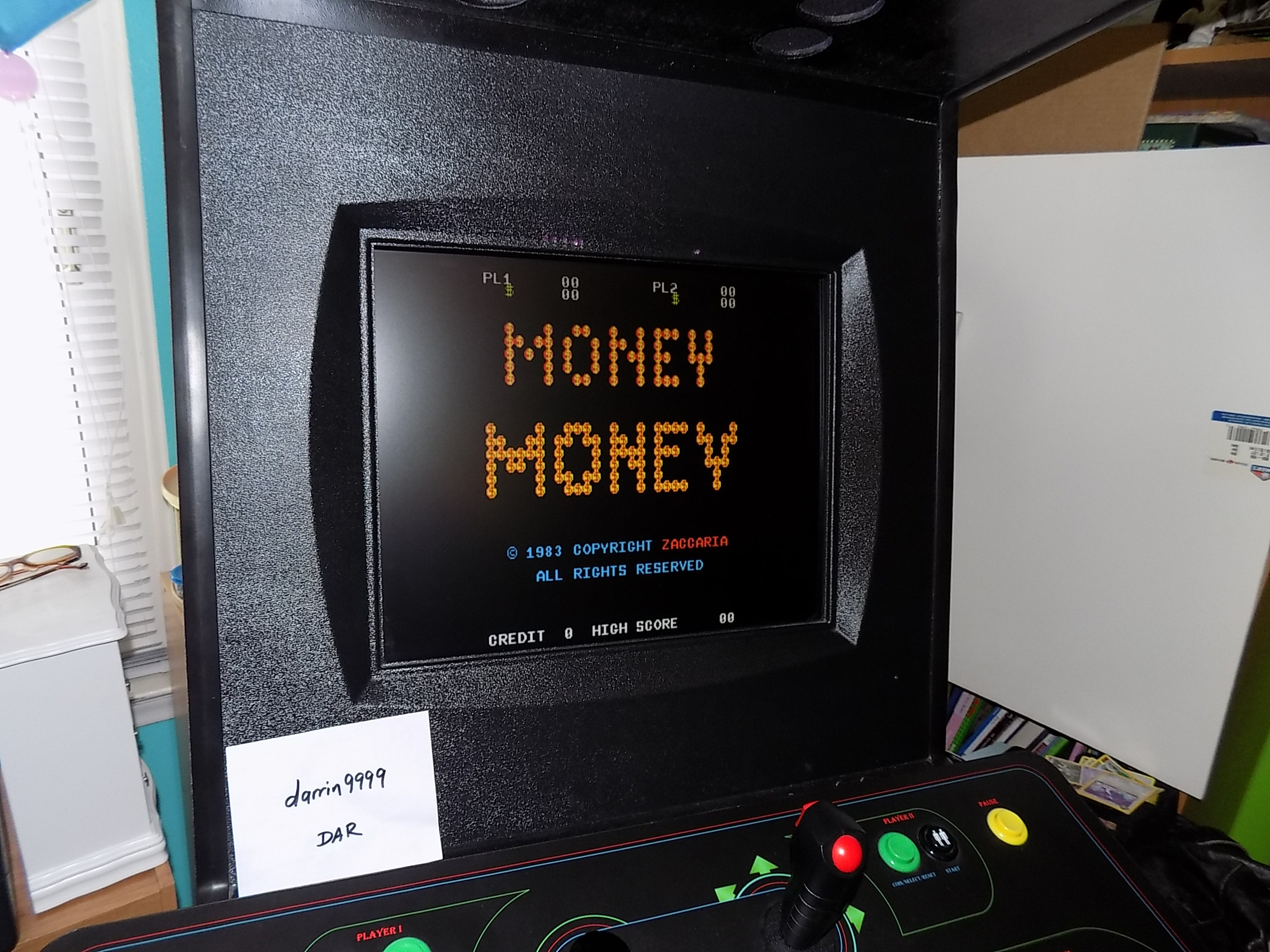 darrin9999: Money Money [monymony] (Arcade Emulated / M.A.M.E.) 63,500 points on 2018-05-08 13:08:51