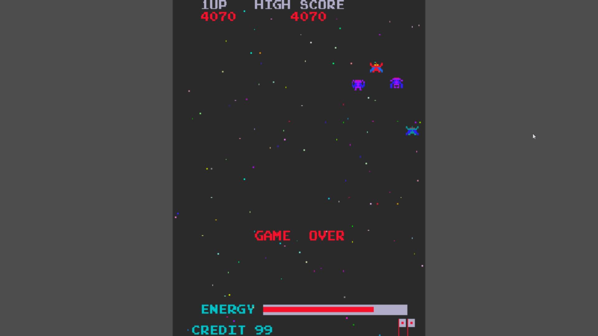 AkinNahtanoj: Moon Alien Part 2 [moonal2] (Arcade Emulated / M.A.M.E.) 4,070 points on 2020-10-18 05:24:25