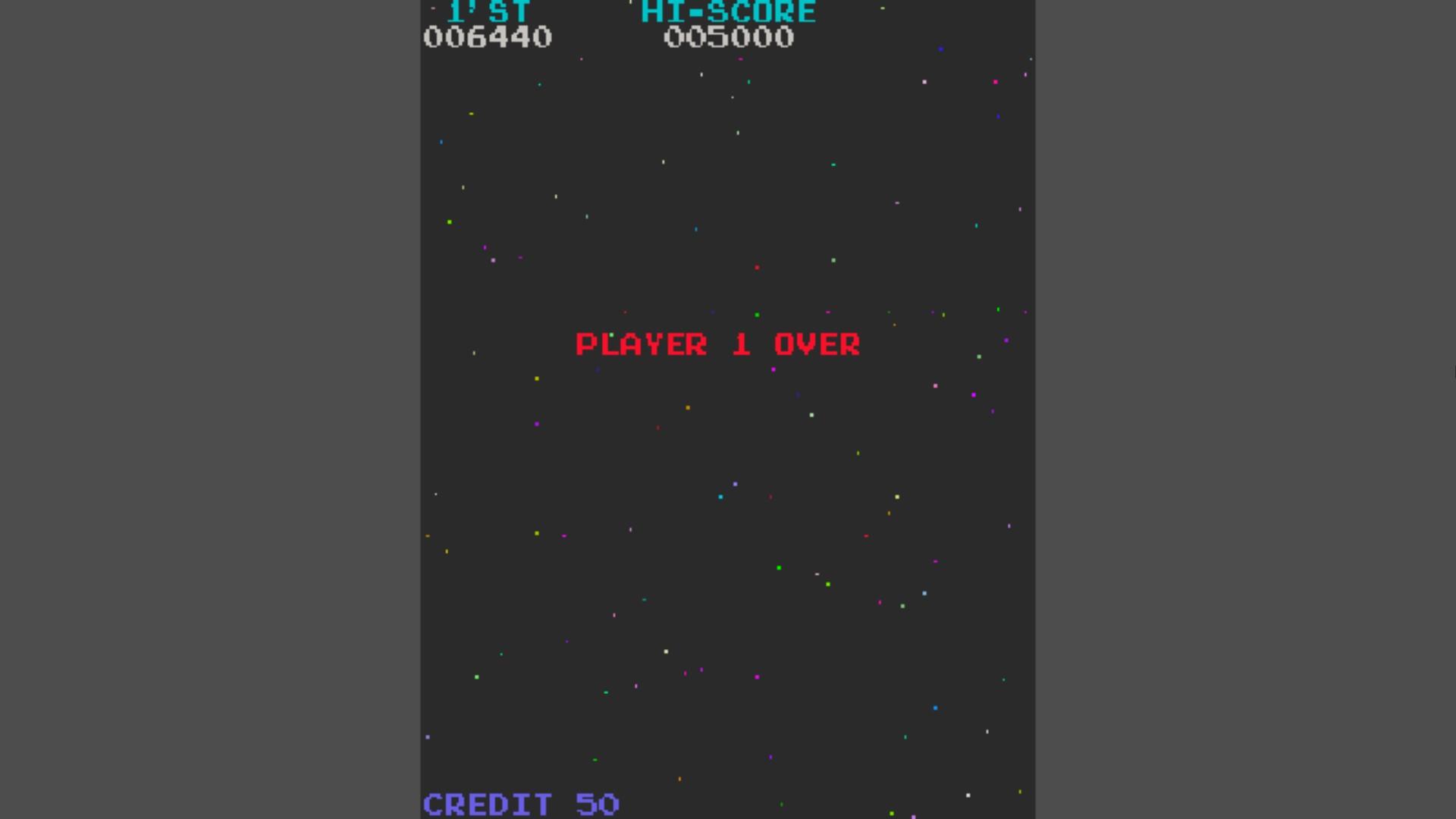 Moon Cresta 6,440 points