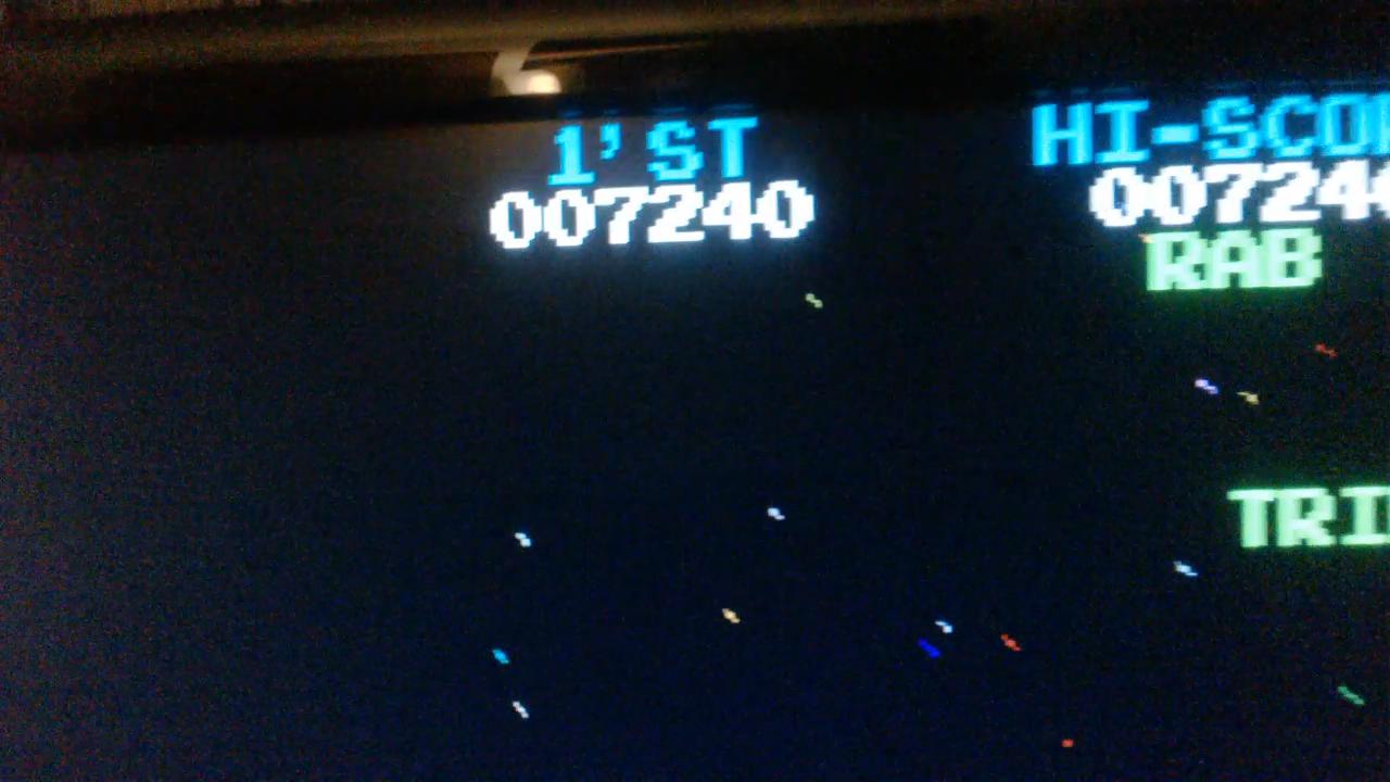 Moon Cresta 7,240 points