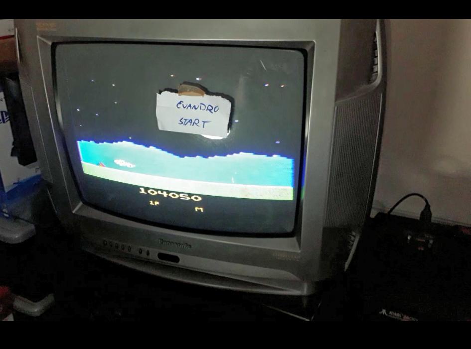 Evandro: Moon Patrol (Atari 2600 Expert/A) 104,050 points on 2018-09-07 14:49:56