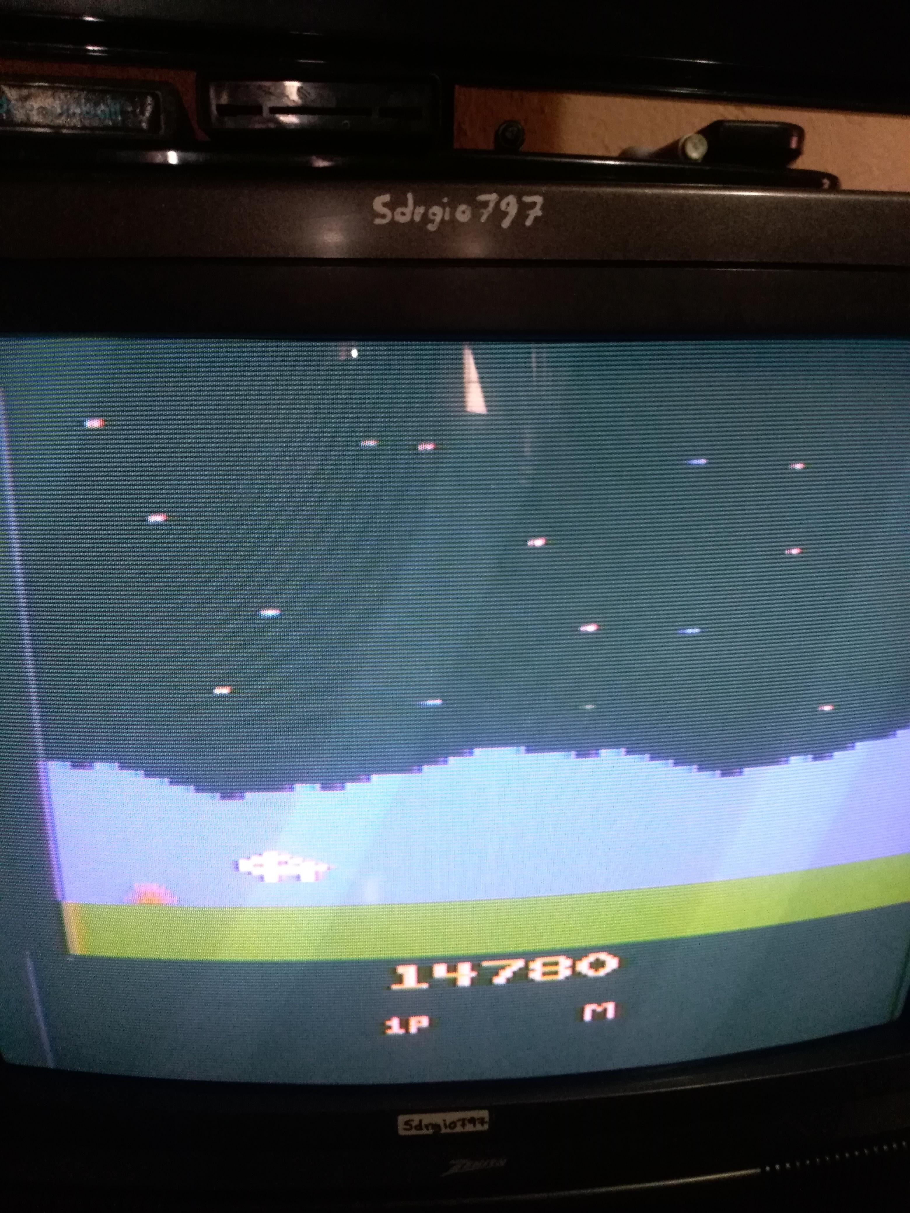 Sdrgio797: Moon Patrol (Atari 2600 Novice/B) 14,780 points on 2020-06-30 13:56:14