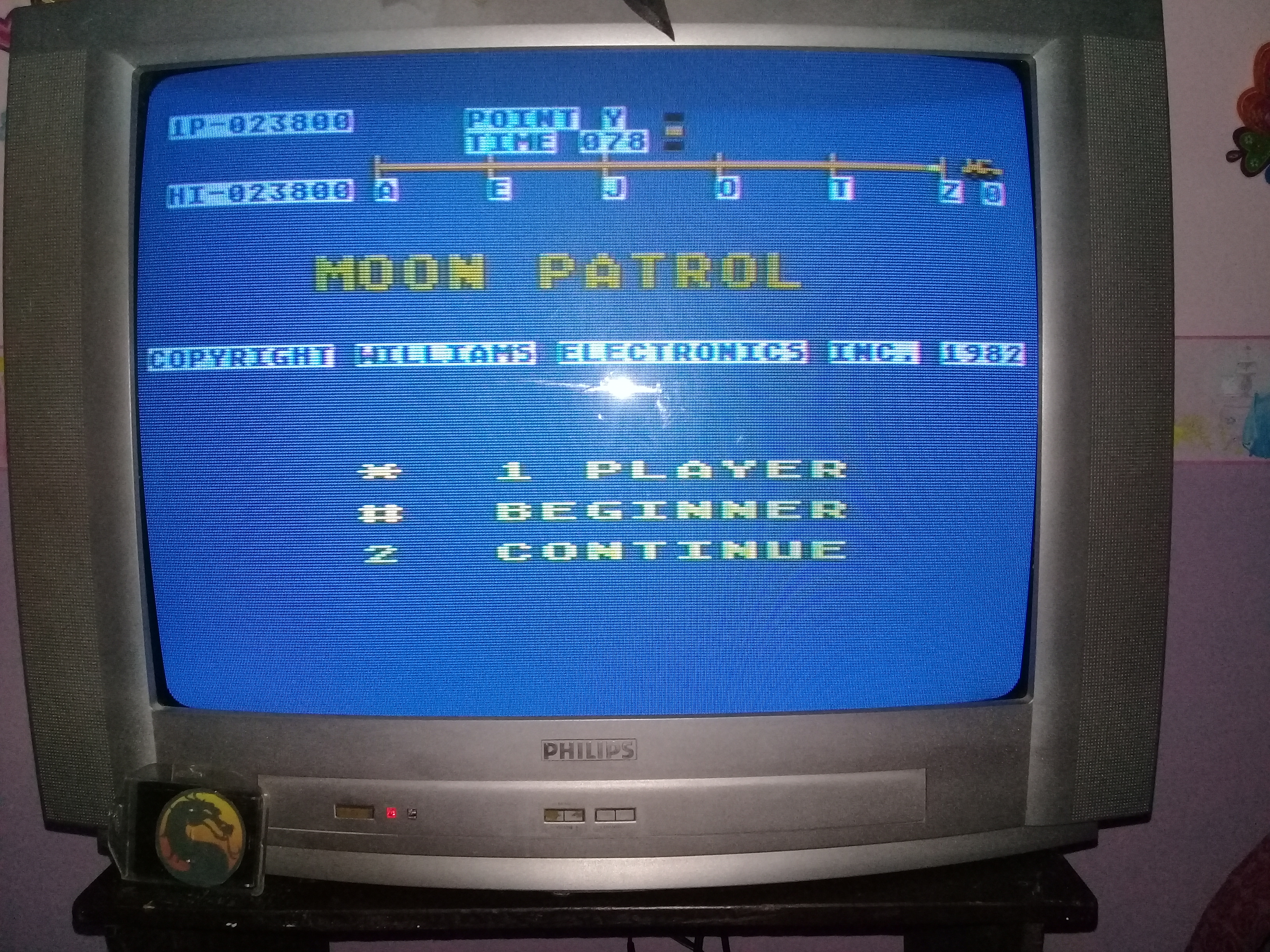 omargeddon: Moon Patrol (Atari 400/800/XL/XE) 23,800 points on 2020-03-04 00:38:56