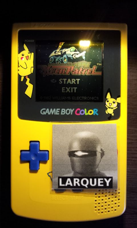 Larquey: Moon Patrol (Game Boy Color) 26,350 points on 2017-04-02 04:07:09
