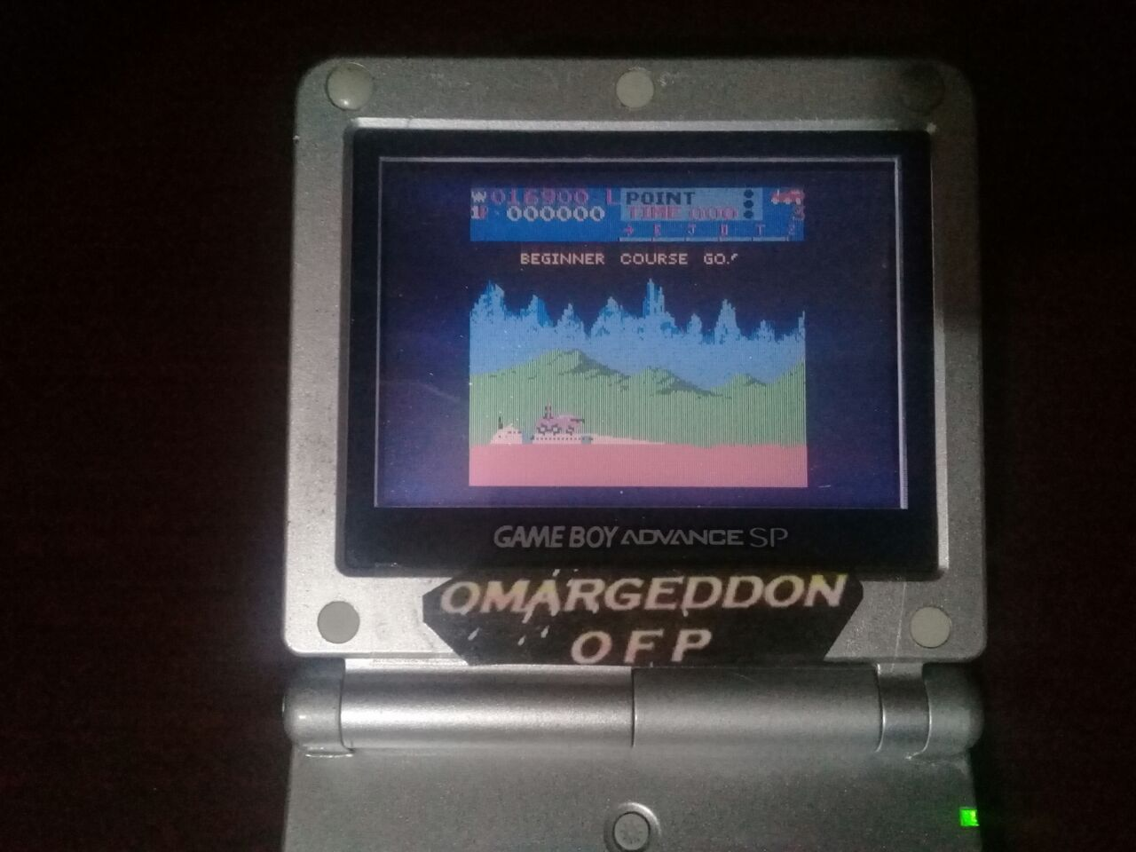 omargeddon: Moon Patrol (Game Boy Color) 16,900 points on 2018-01-09 01:11:40