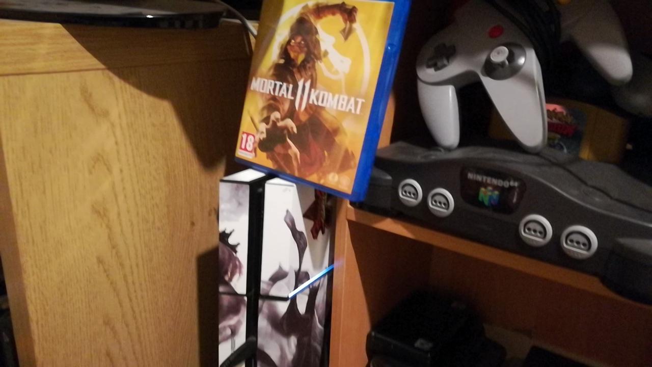Mimitchi: Mortal Kombat 11: Klassic Towers [Warrior / Medium] (Playstation 4) 1,665,153 points on 2020-05-07 19:12:06