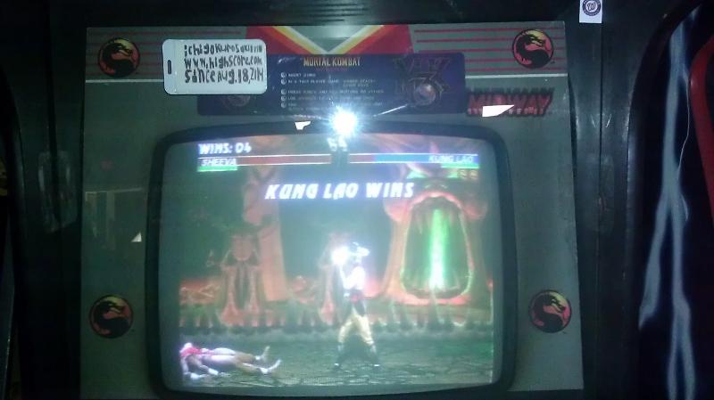 Mortal Kombat 3 [Win Streak] 4 points