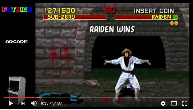 Mortal Kombat 1,271,500 points