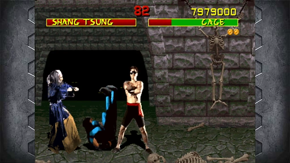 Mortal Kombat 7,979,000 points