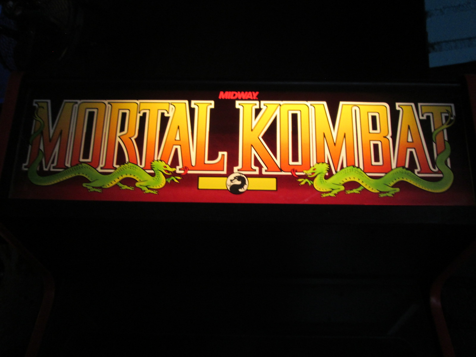 ed1475: Mortal Kombat (Arcade) 296,000 points on 2016-09-11 16:11:40