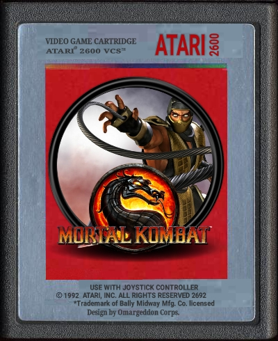 Mortal Kombat [Easy] 7,975,500 points