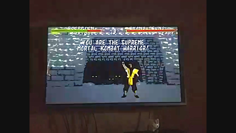 omargeddon: Mortal Kombat [Hard] (Sega Genesis / MegaDrive) 6,297,000 points on 2017-07-21 23:41:21