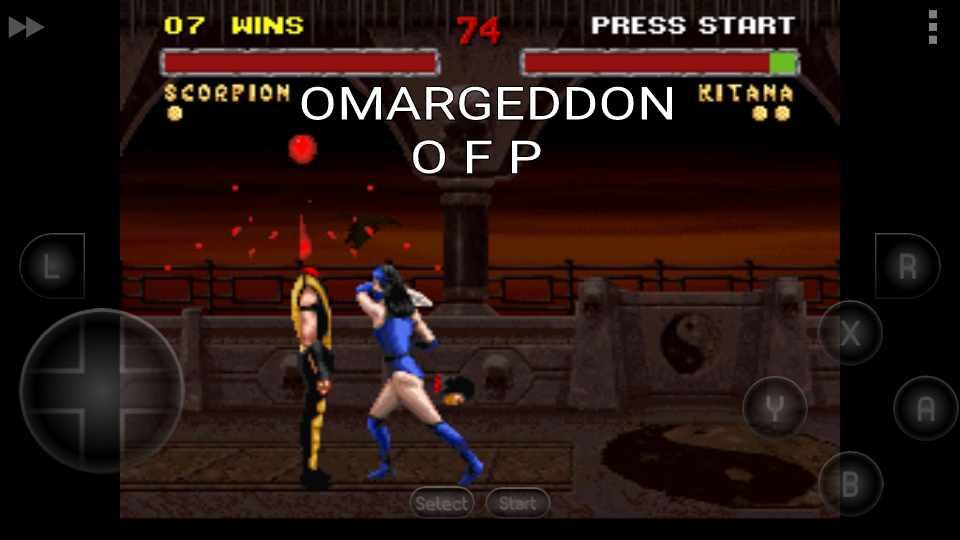 Mortal Kombat II: Medium [Win Streak] 7 points