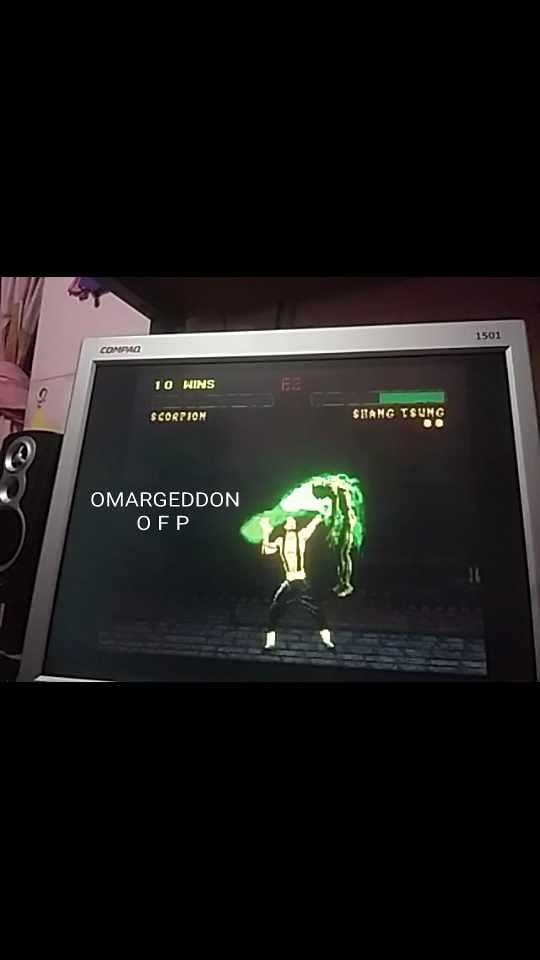 Mortal Kombat II: Very Easy [Win Streak] 10 points
