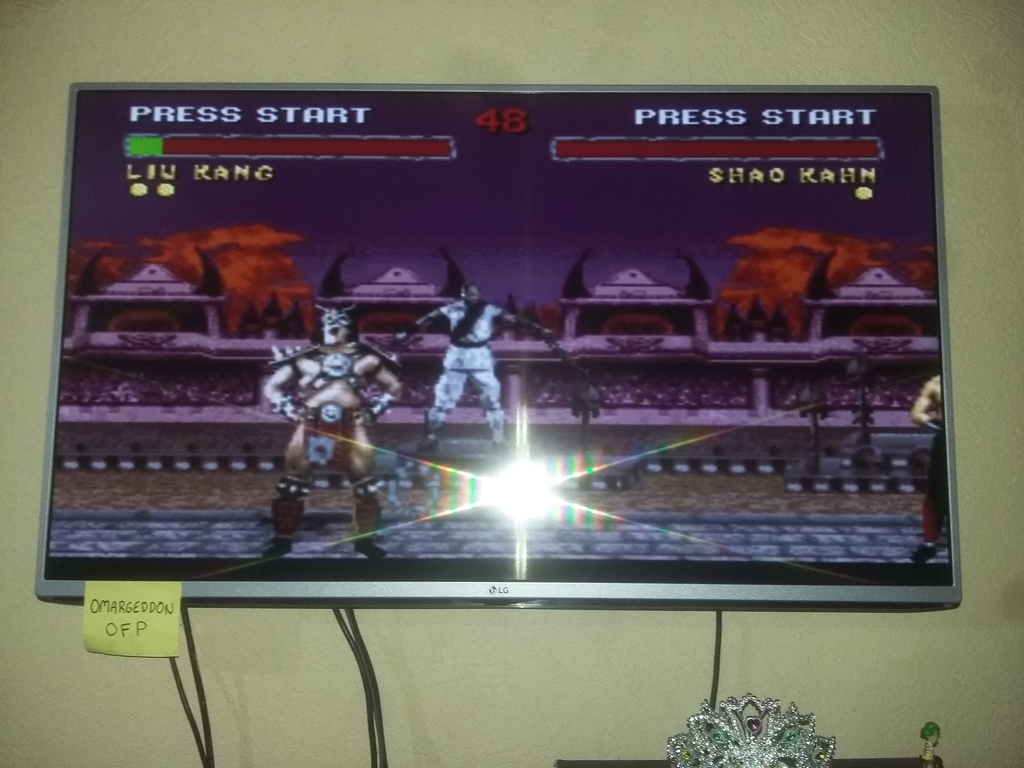 Mortal Kombat II: Very Easy [Win Streak] 13 points