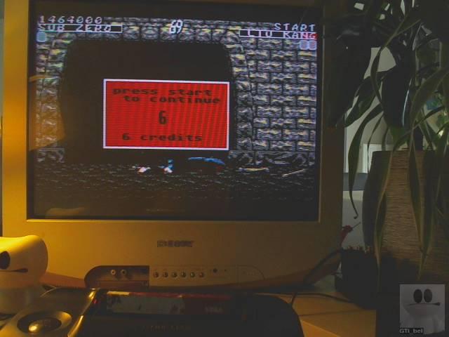 GTibel: Mortal Kombat [Medium] (Sega Master System) 1,464,000 points on 2019-09-27 09:50:23