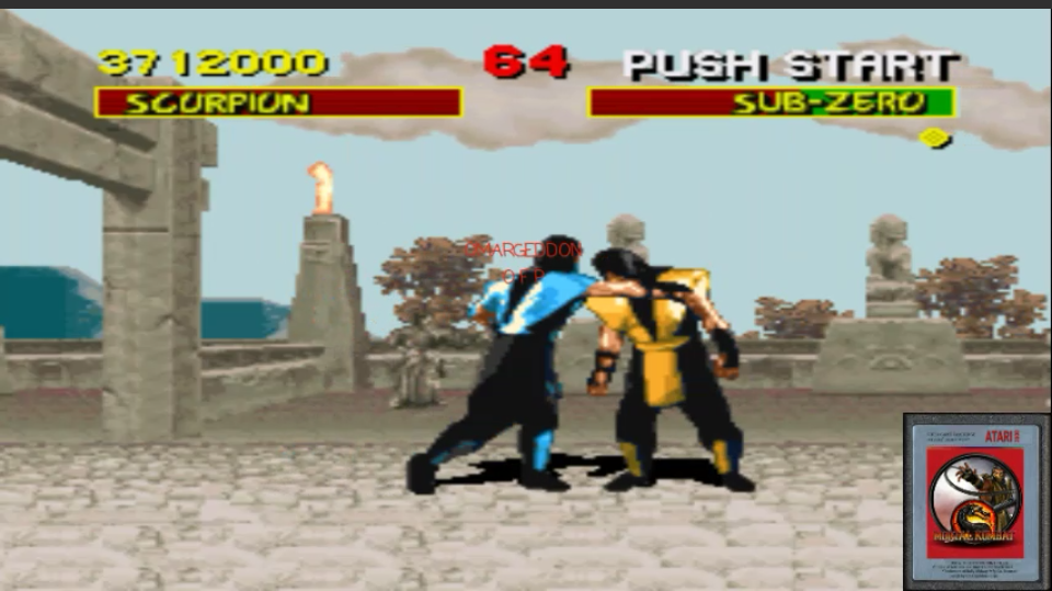 omargeddon: Mortal Kombat [Normal/Medium/No Handicap] (SNES/Super Famicom Emulated) 3,712,000 points on 2017-02-06 00:05:34