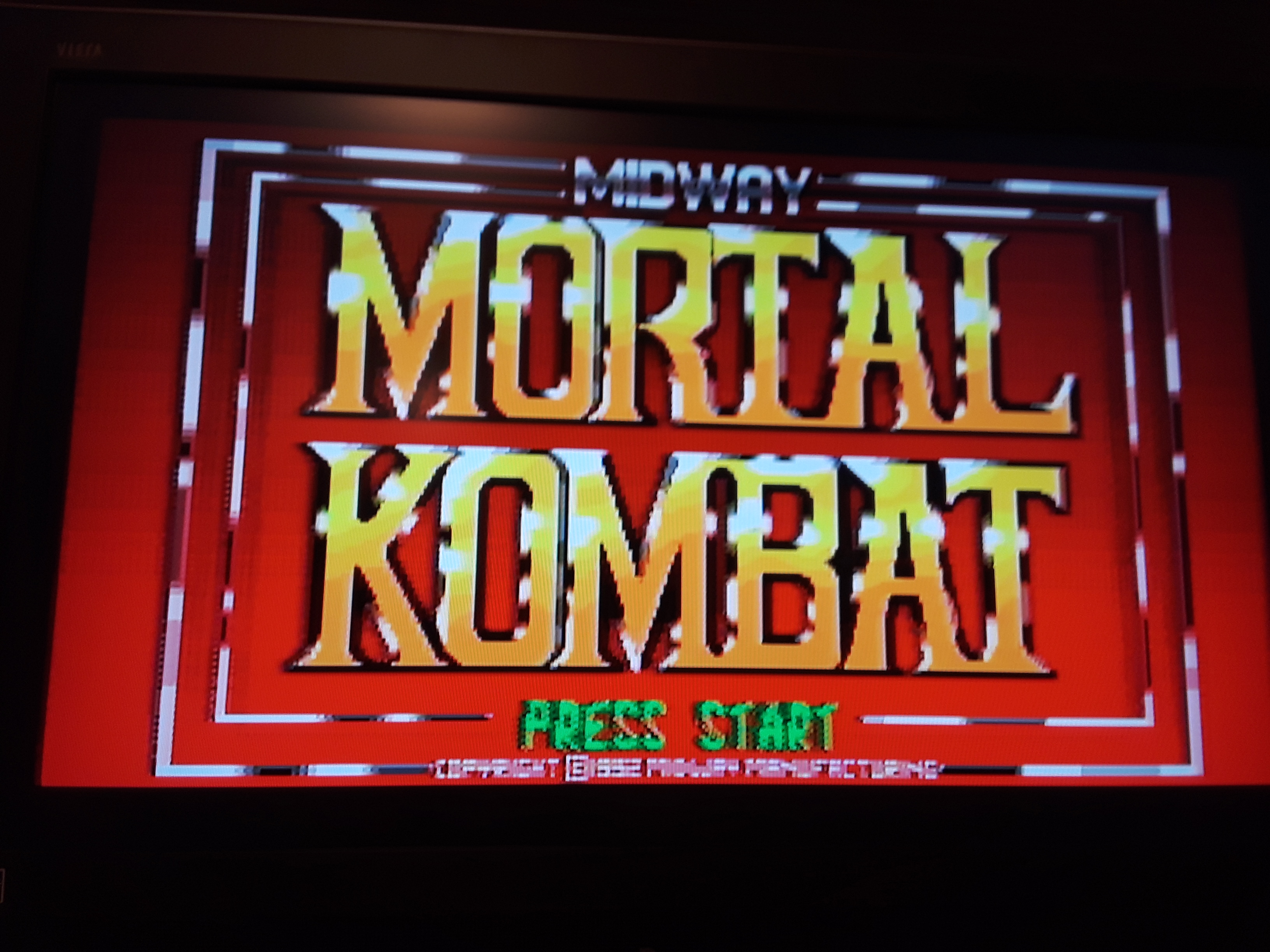 Mortal Kombat [Very Easy] 912,500 points
