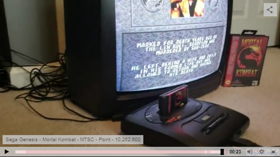 Stryker: Mortal Kombat [Very Hard] (Sega Genesis / MegaDrive) 10,262,600 points on 2018-10-31 22:06:51