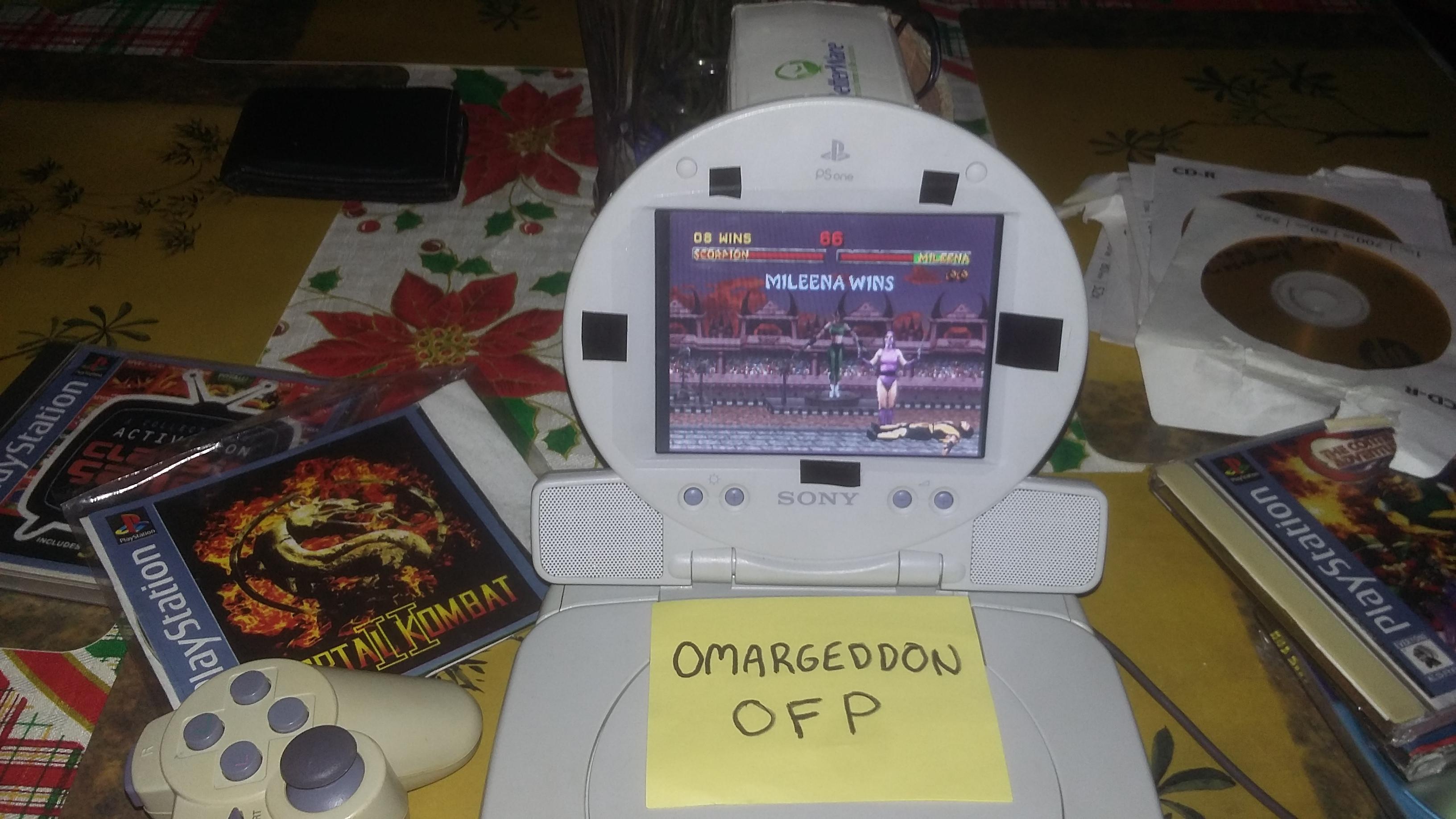 Mortal kombat 2 [Easy/win streak]