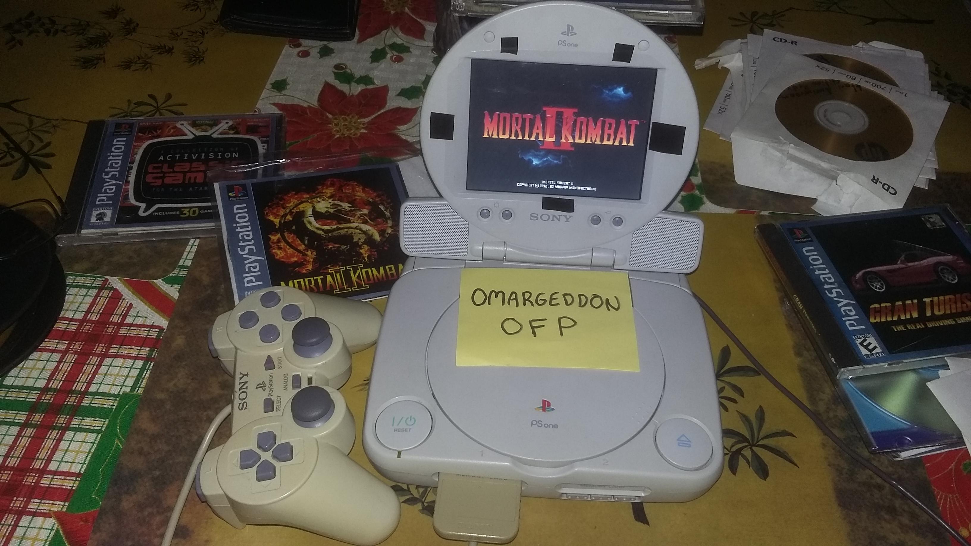 Mortal Kombat 2 [Easy/Win Streak] 8 points