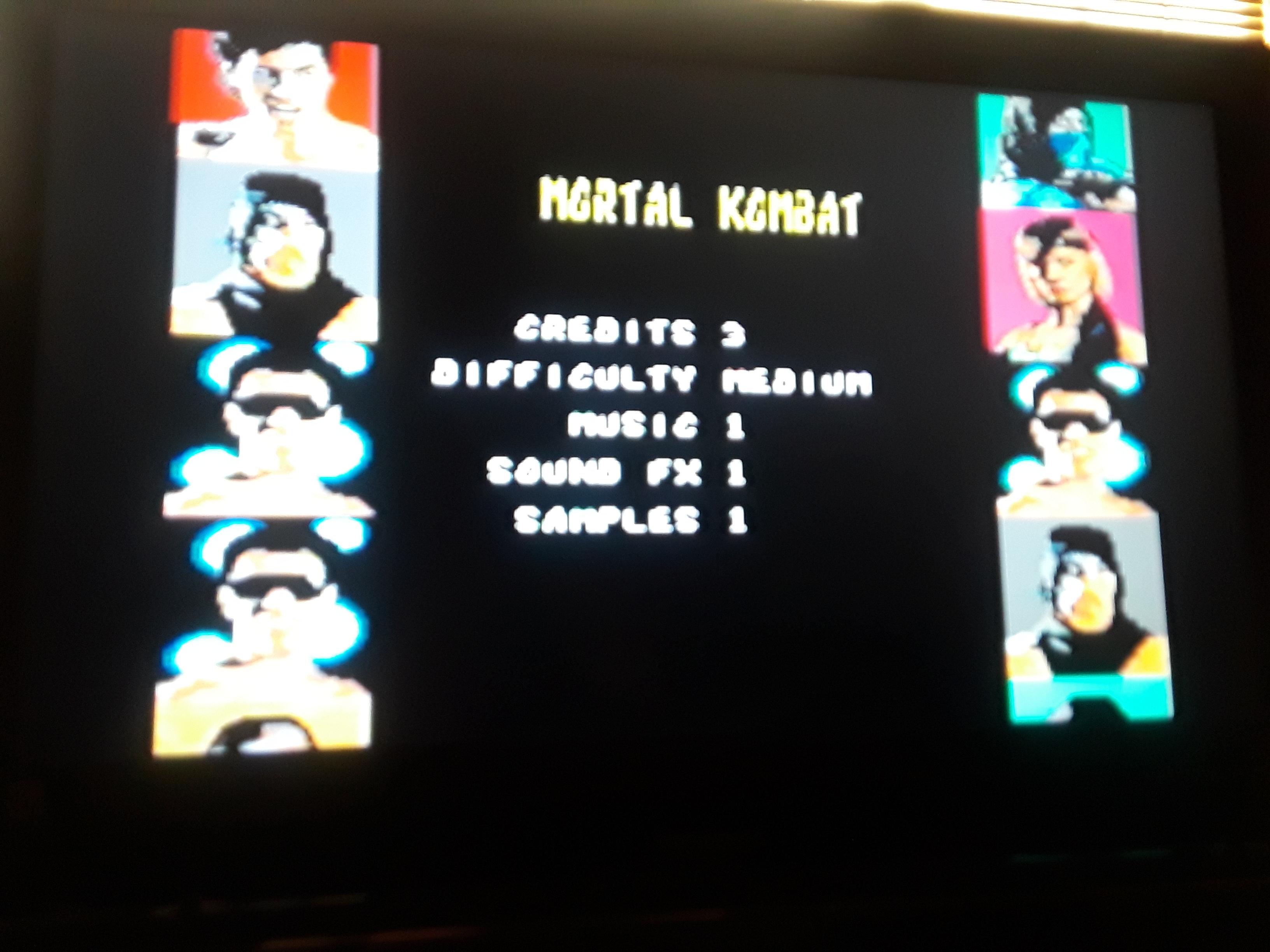 Mortal kombat [Medium]