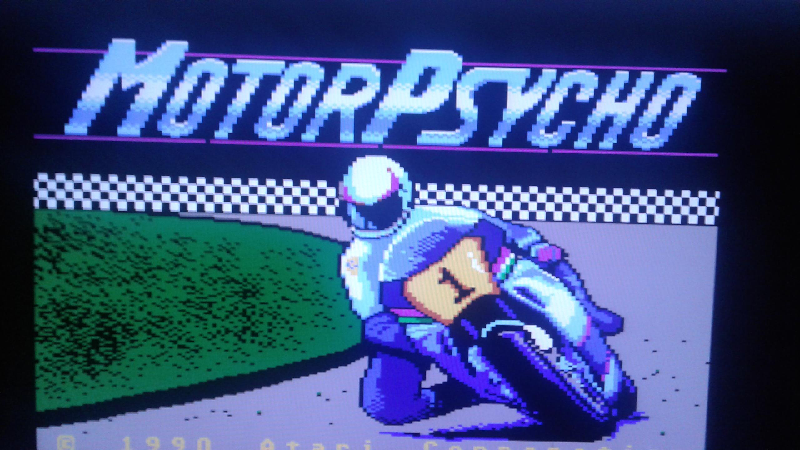 Motor Psycho: Track 1 417,961 points