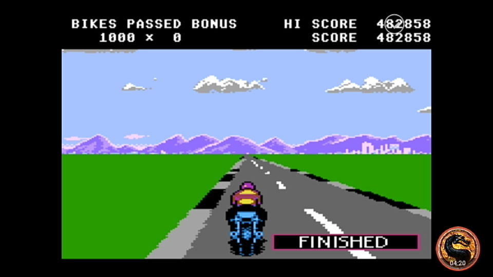 omargeddon: Motor Psycho: Track 1 (Atari 7800 Emulated) 482,858 points on 2019-11-01 23:16:19